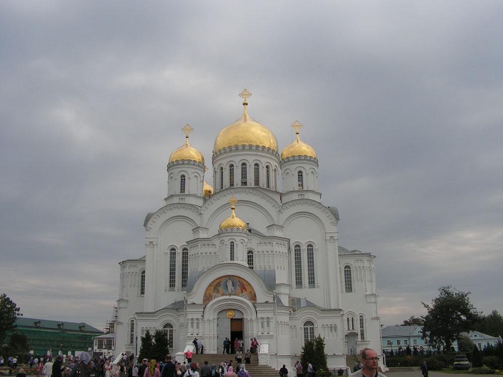 Паломничество Дивеево Православная экспедиция