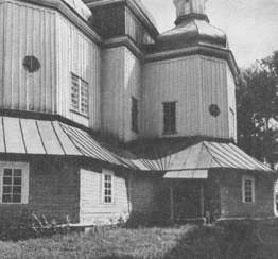 Восстановление храма в селе Новый Ропск Брянская область